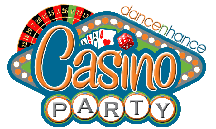 Dancenhance Casino Party logo