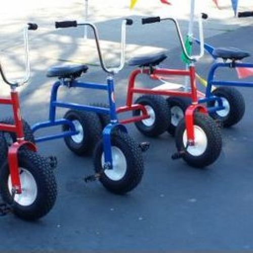 Giant Monster Adult Trikes
